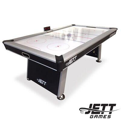 F G Bradley S Air Hockey Tables Jett Striker 7ft Air