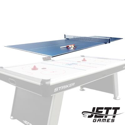 840411-JETT 7ft Ping Pong Conversion Top