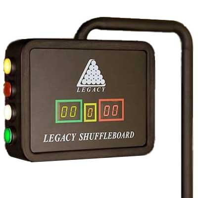 F G Bradley S Accessories Electronic Shuffleboard